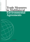 Trade Measures in Multilateral Environmental Agreements - eBook