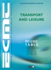 ECMT Round Tables Transport and Leisure - eBook