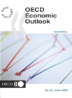 OECD Economic Outlook, Volume 2000 Issue 1 - eBook