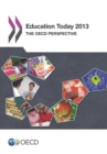 Education Today 2013 The OECD Perspective - eBook