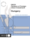 OECD Reviews of Foreign Direct Investment: Hungary 2000 - eBook