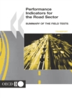 Performance Indicators for the Road Sector Summary of the Field Tests - eBook