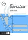 OECD Reviews of Foreign Direct Investment: Estonia 2001 - eBook