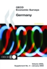 OECD Economic Surveys: Germany 2002 - eBook