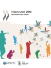 How's Life? 2013 Measuring Well-being - eBook