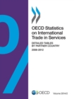 OECD Statistics on International Trade in Services, Volume 2014 Issue 2 Detailed Tables by Partner Country - eBook