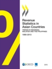 Revenue Statistics in Asian Countries 2015 Trends in Indonesia, Malaysia and the Philippines - eBook