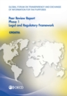 Global Forum on Transparency and Exchange of Information for Tax Purposes Peer Reviews: Croatia 2016 Phase 1: Legal and Regulatory Framework - eBook