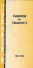 Evolution des transports 1998 - eBook