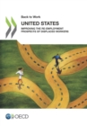 Back to Work: United States Improving the Re-employment Prospects of Displaced Workers - eBook