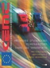 Methodes d'analyses comparatives dans les transports Methodologies, applications et donnees necessaires - eBook