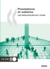 Prestations et salaires 2002 Les indicateurs de l'OCDE - eBook