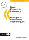 Principaux indicateurs economiques Analyse methodologique comparative : Indicateurs de l'industrie, du commerce de detail et de la construction Volume 2002 Supplement 1 - eBook