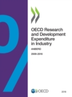 OECD Research and Development Expenditure in Industry 2018 ANBERD - eBook