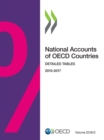 National Accounts of OECD Countries, Volume 2018 Issue 2 Detailed Tables - eBook