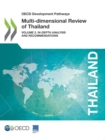 OECD Development Pathways Multi-dimensional Review of Thailand (Volume 2) In-depth Analysis and Recommendations - eBook