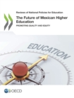 Reviews of National Policies for Education The Future of Mexican Higher Education Promoting Quality and Equity - eBook