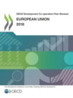 OECD Development Co-operation Peer Reviews: European Union 2018 - eBook