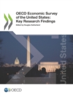 OECD Economic Survey of the United States: Key Research Findings - eBook