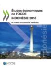 Etudes economiques de l'OCDE : Indonesie 2018 (version abregee) - eBook