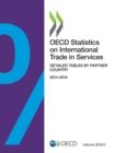 OECD Statistics on International Trade in Services, Volume 2019 Issue 2 Detailed Tables by Partner Country - eBook