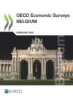 OECD Economic Surveys: Belgium 2020 - eBook
