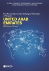 Global Forum on Transparency and Exchange of Information for Tax Purposes: United Arab Emirates 2019 (Second Round) Peer Review Report on the Exchange of Information on Request - eBook