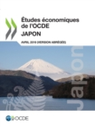 Etudes economiques de l'OCDE : Japon 2019 (version abregee) - eBook