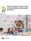 Good Practice for Good Jobs in Early Childhood Education and Care - eBook