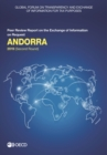 Global Forum on Transparency and Exchange of Information for Tax Purposes: Andorra 2019 (Second Round) Peer Review Report on the Exchange of Information on Request - eBook