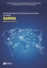 Global Forum on Transparency and Exchange of Information for Tax Purposes: Samoa 2019 (Second Round) Peer Review Report on the Exchange of Information on Request - eBook