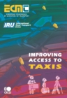 Improving Access to Taxis - eBook
