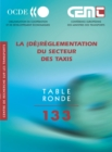 Tables Rondes CEMT La (de)-reglementation du secteur des taxis - eBook