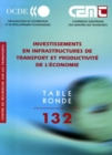 Tables Rondes CEMT Investissements en infrastructures de transport et productivite de l'economie - eBook