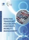 Effective Transport Policies for Corporate Mobility Management - eBook