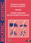 Statistical Report on Road Accidents 2003 - eBook