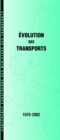 Evolution des transports 2004 - eBook