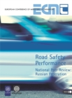 Road Safety Performance National Peer Review: Russian Federation - eBook