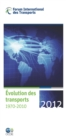 Evolution des transports 2012 - eBook