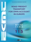 ECMT Round Tables Road Freight Transport for Own Account in Europe - eBook