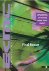 Implementing Sustainable Urban Travel Policies Final Report - eBook