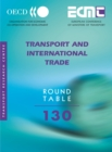 ECMT Round Tables Transport and International Trade - eBook