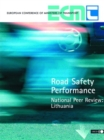 Road Safety Performance National Peer Review: Lithuania - eBook