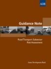 Guidance Note: Road Transport Subsector Risk Assessment - eBook