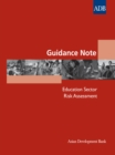 Guidance Note : Education Sector Risk Assessment - eBook