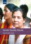 Gender Equality Results Case Studies : Nepal - eBook