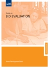 Guide on Bid Evaluation - eBook