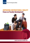 Improving Instructional Quality : Focus on Faculty Development - eBook