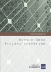 Review of Energy Efficiency Interventions - eBook