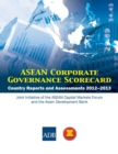 ASEAN Corporate Governance Scorecard : Country Reports and Assessments 2012-2013 - eBook